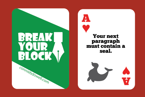 Break Your Block Cards
